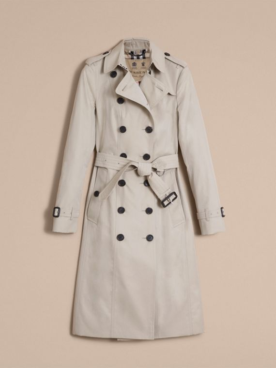 Trench coat Sandringham - Trench coat Heritage extralargo (Piedra) - cell image 3
