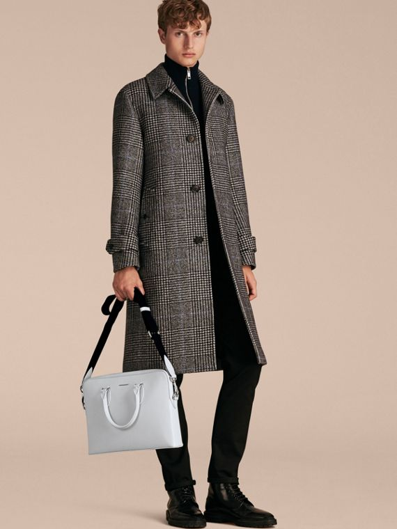Sac The Barrow fin en cuir London (Stone Pâle) - Homme | Burberry - cell image 2