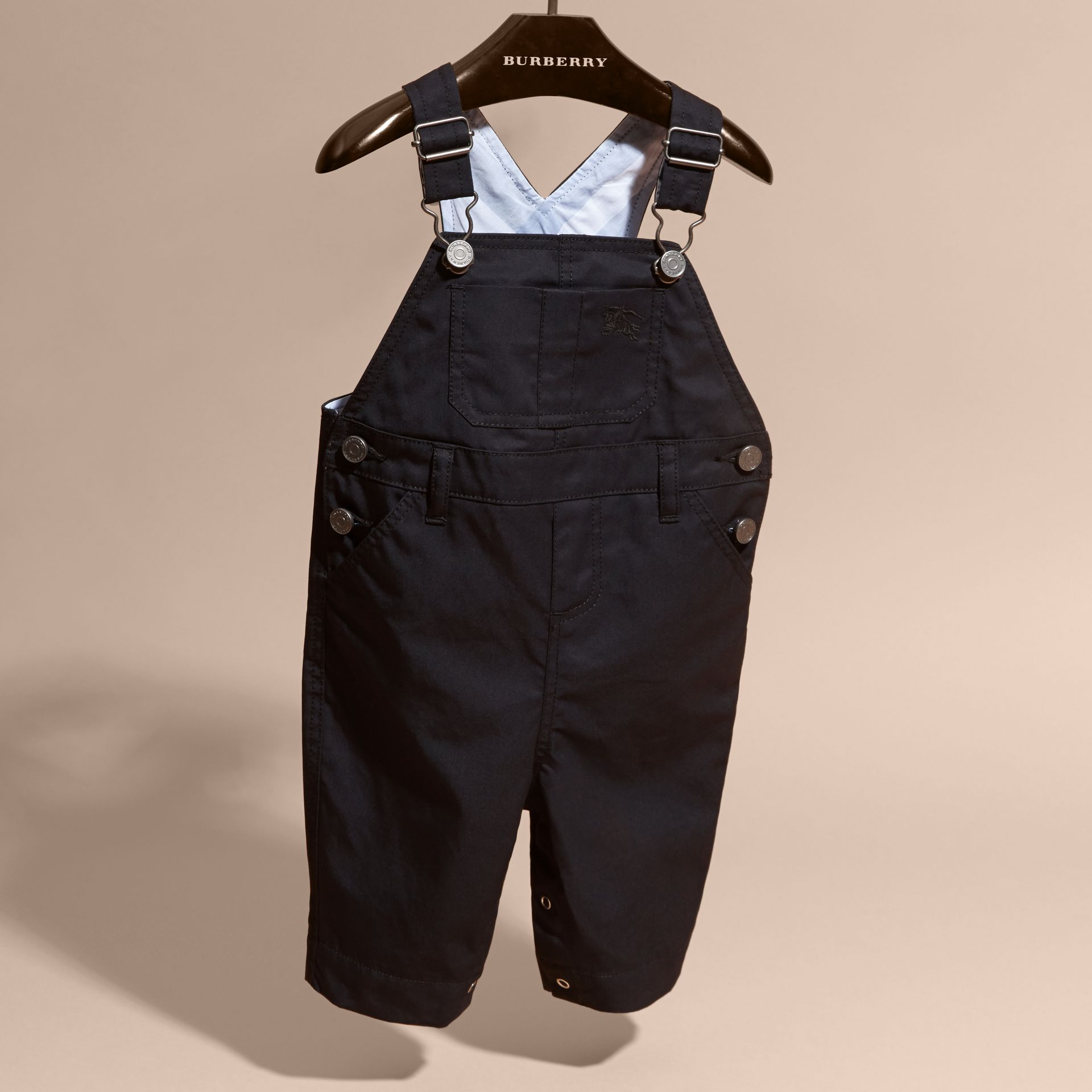 Cotton Twill Dungarees - gallery image 3