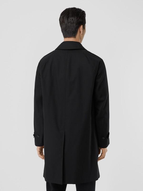 The Camden Car Coat in Black - Men | Burberry - cell image 2
