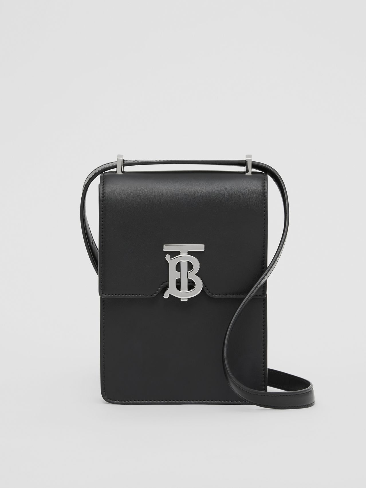 Leather Robin Bag (Black)