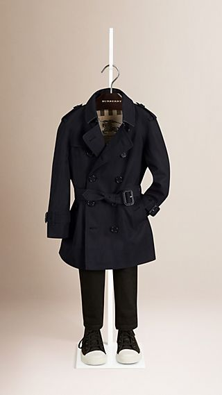 The Wiltshire – Heritage Trench Coat
