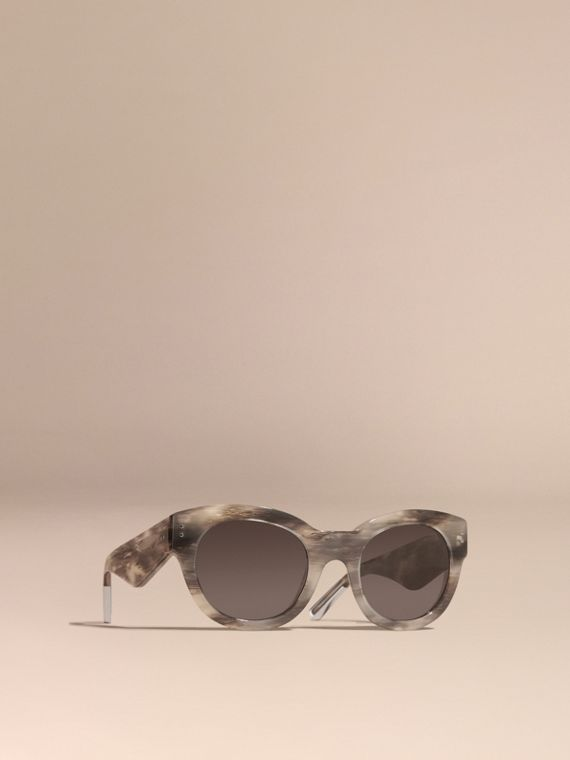 Cat-Eye Sunglasses Storm Grey