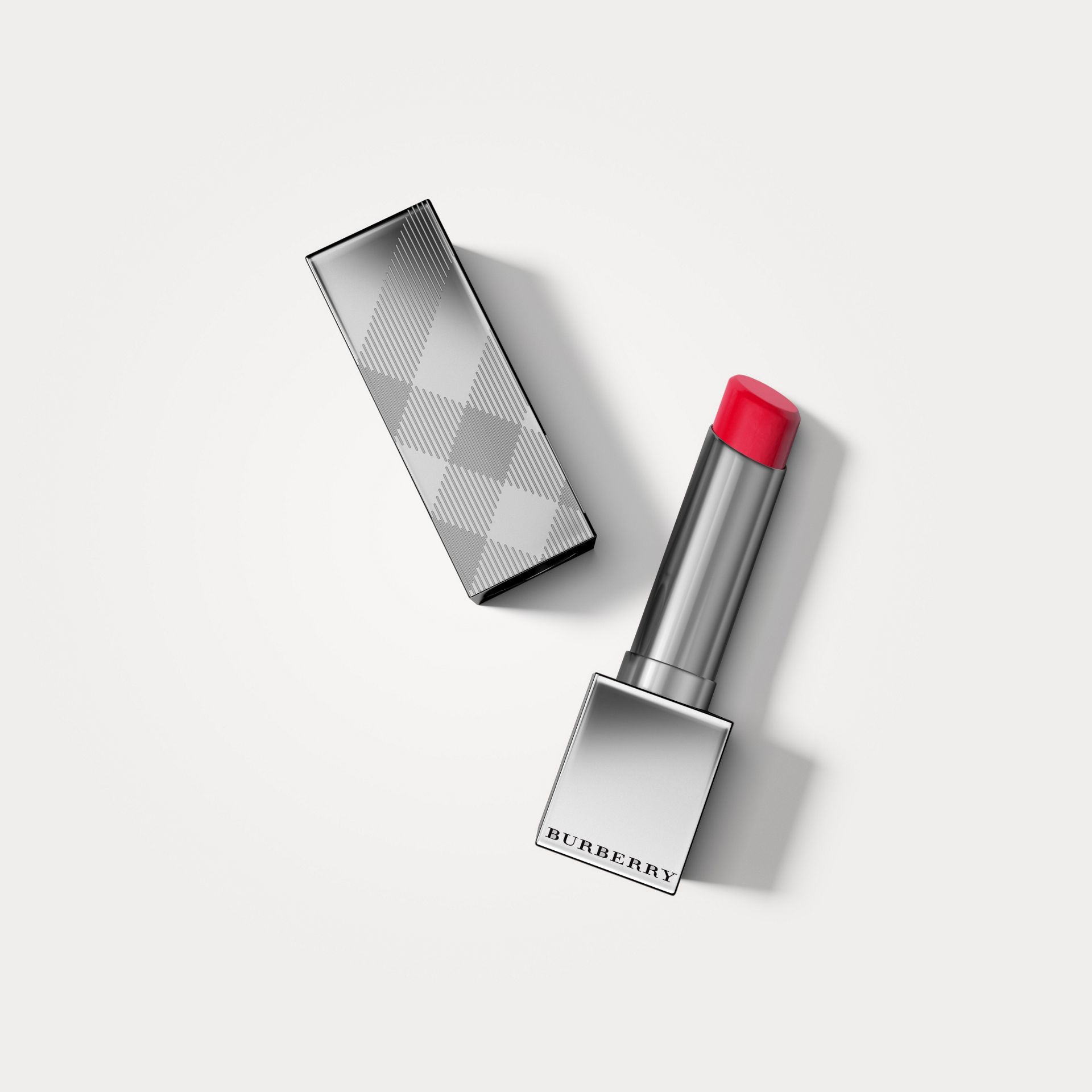 Poppy red 309 Burberry Kisses Sheer Poppy Red No.309 - gallery image 1