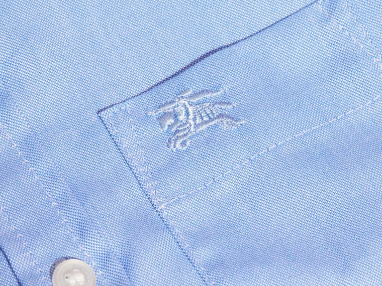 Cornflower blue Classic Oxford Shirt - cell image 1