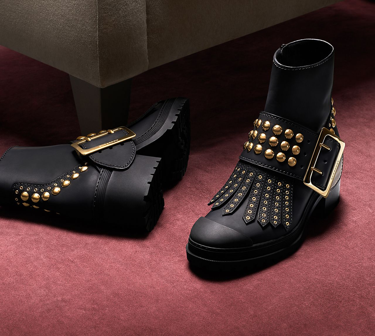 New in: The Buckle Boot