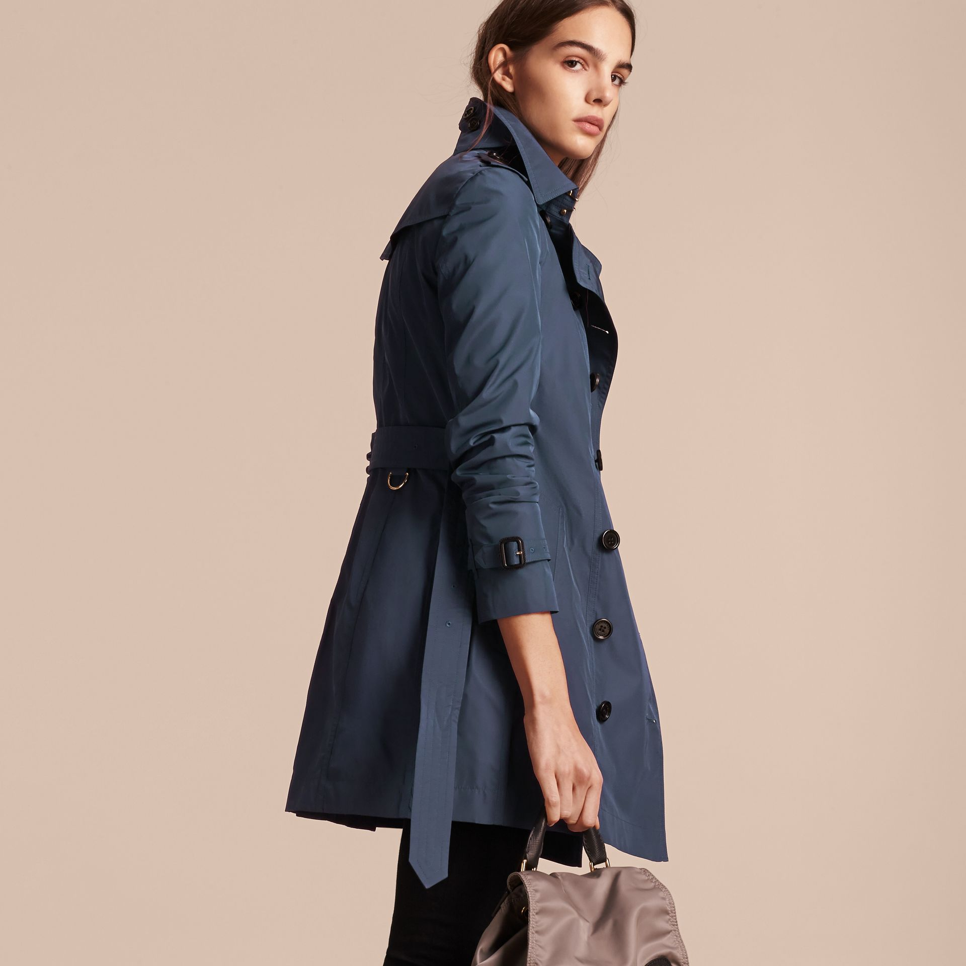 Lightweight Trench Coat - gallery image 3