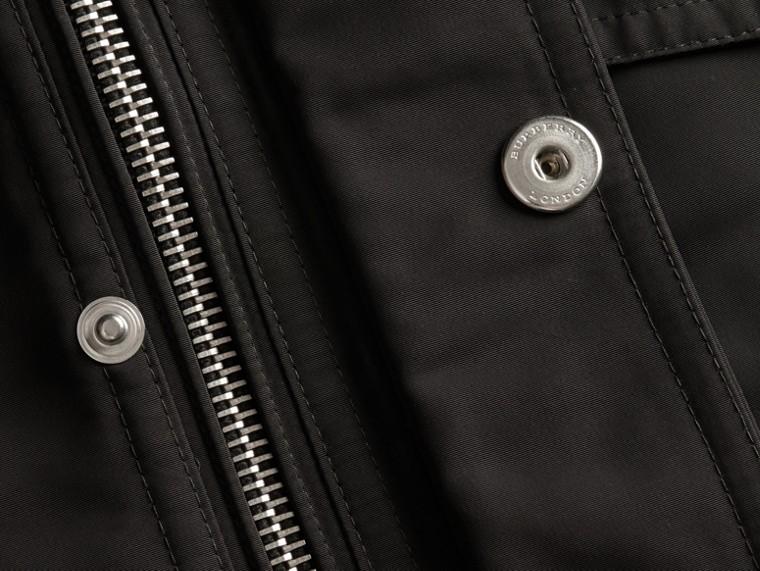 ブラック パックアウェイフード・フィールドジャケット - cell image 1
