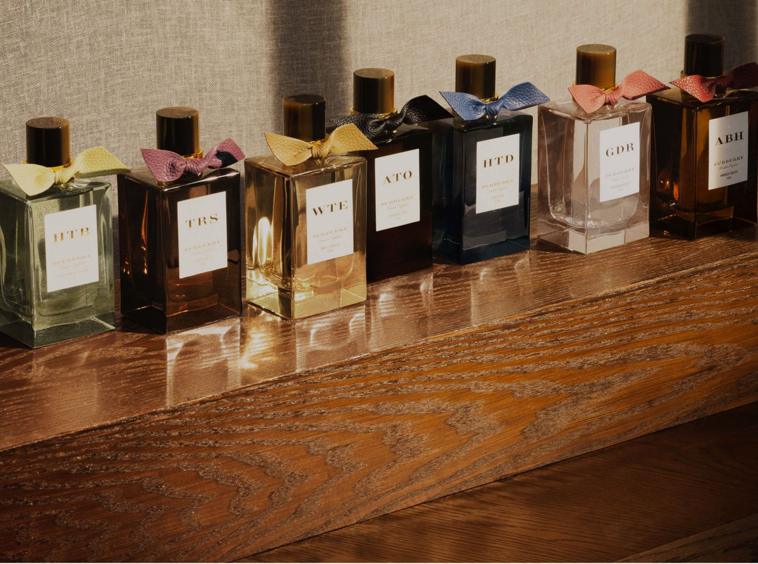 Discover the scents