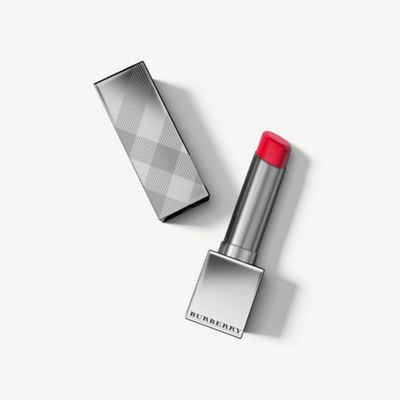 Burberry - Kisses Sheer Poppy Red No.309 - 1