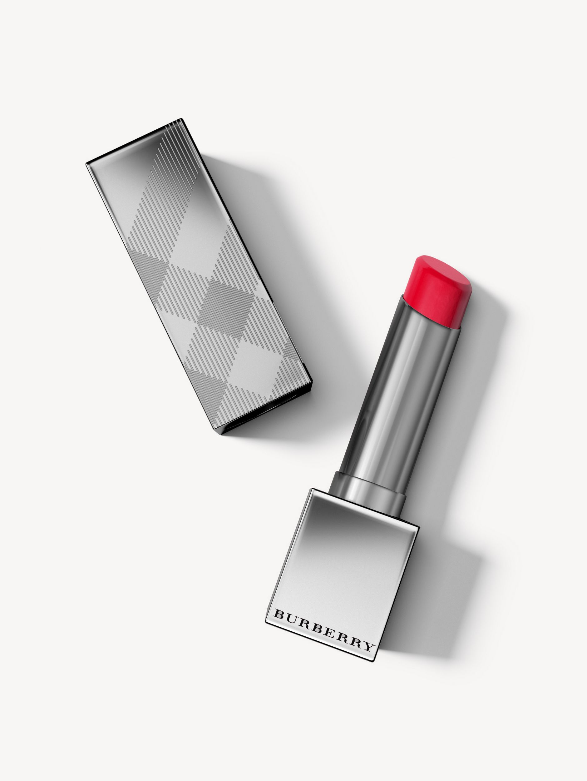 Burberry Kisses Sheer – Poppy Red No.309 - Women | Burberry - 1