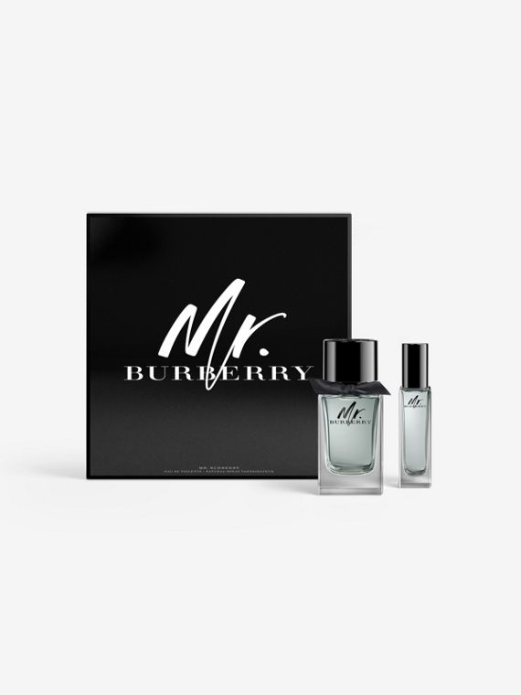 Set regalo Mr. Burberry Eau De Toilette