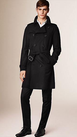 The Wiltshire - Trench coat Heritage lungo