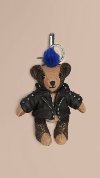 The Punk Thomas Bear Charm