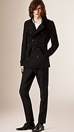 The Chelsea –Short Heritage Trench Coat