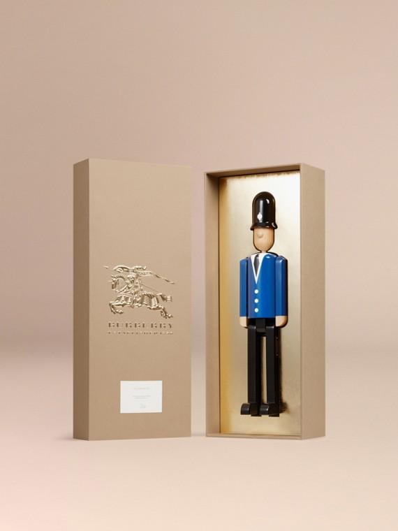 Multicolore Marionnette en bois à l'effigie du Bobby en édition limitée - cell image 2