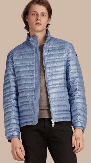 Lightweight Down-filled Jacket