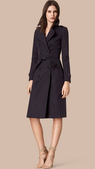 Trench-coat Heritage extra-long The Chelsea