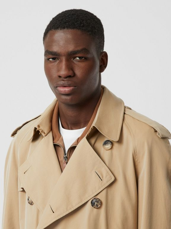 The Westminster Heritage Trench Coat in Honey - Men | Burberry Canada - cell image 1