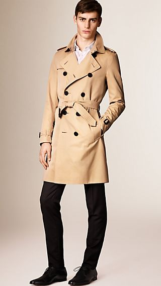 The Sandringham - Trench coat Heritage lungo