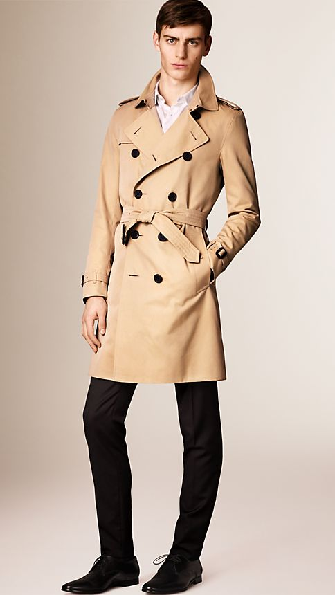 Miel The Sandringham – Trench-coat Heritage long - Image 1