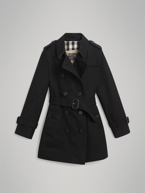Trench The Sandringham (Noir) | Burberry Canada - cell image 3