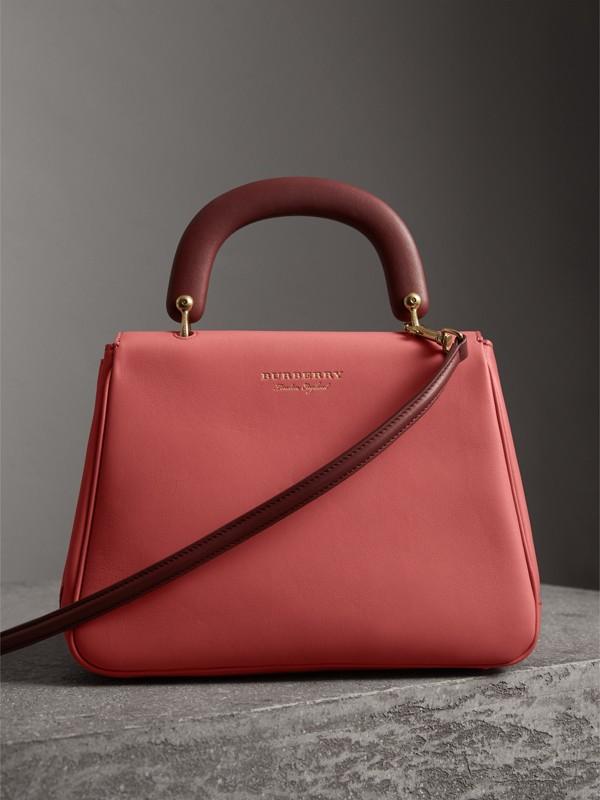 La borsa con manico DK88 media (Rosa Floreale) - Donna | Burberry - cell image 2