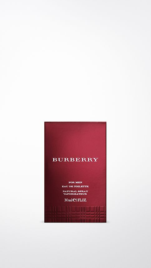 30 ml Eau de toilette Burberry For Men 30 ml - Image 2
