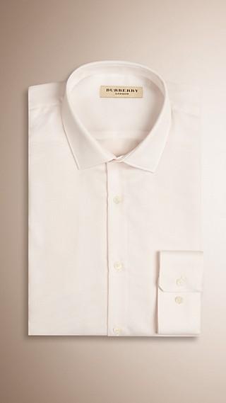 Modern Fit Cotton Shirt