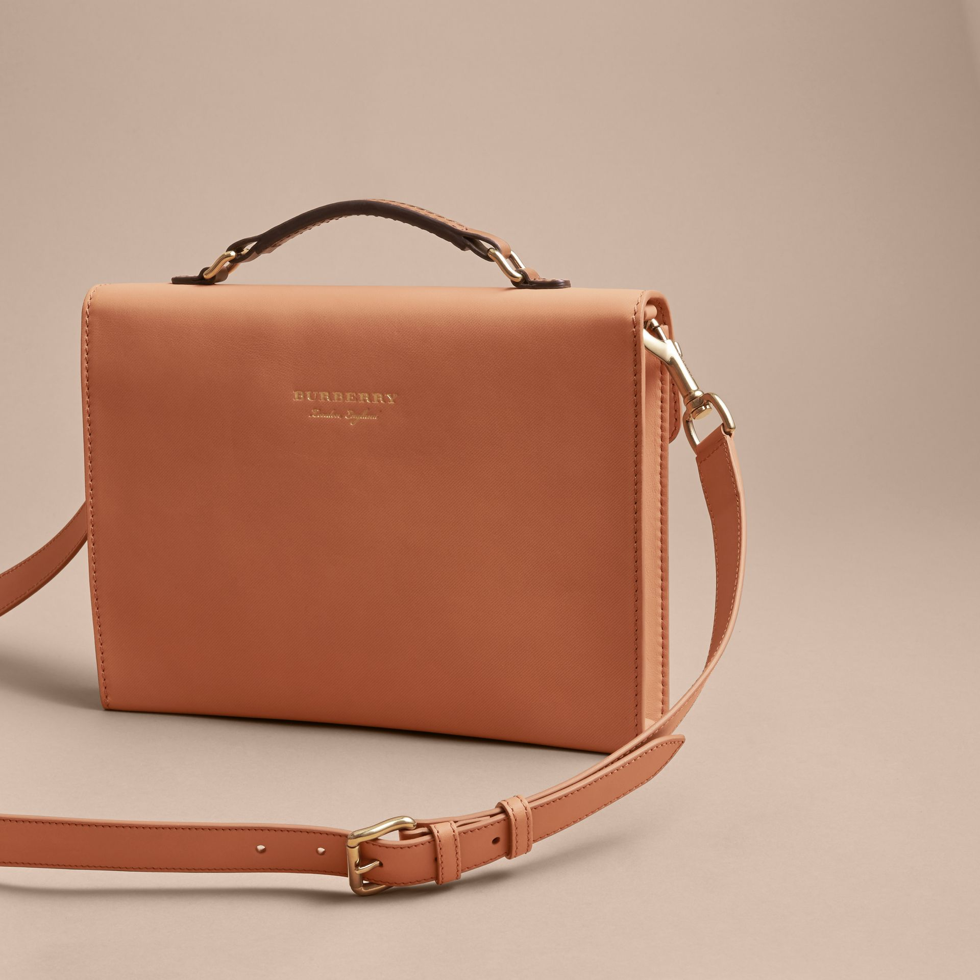 The DK88 Document Case Pale Clementine - gallery image 4
