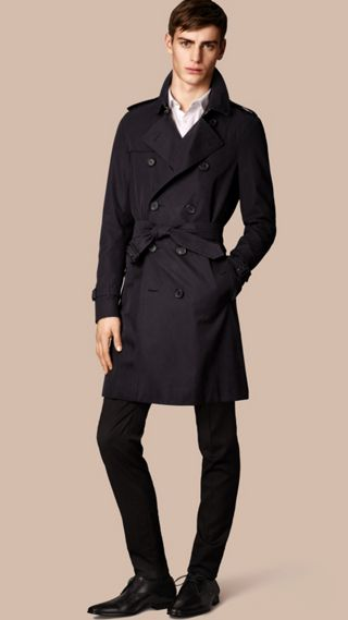 The Sandringham - Trench coat Heritage longo