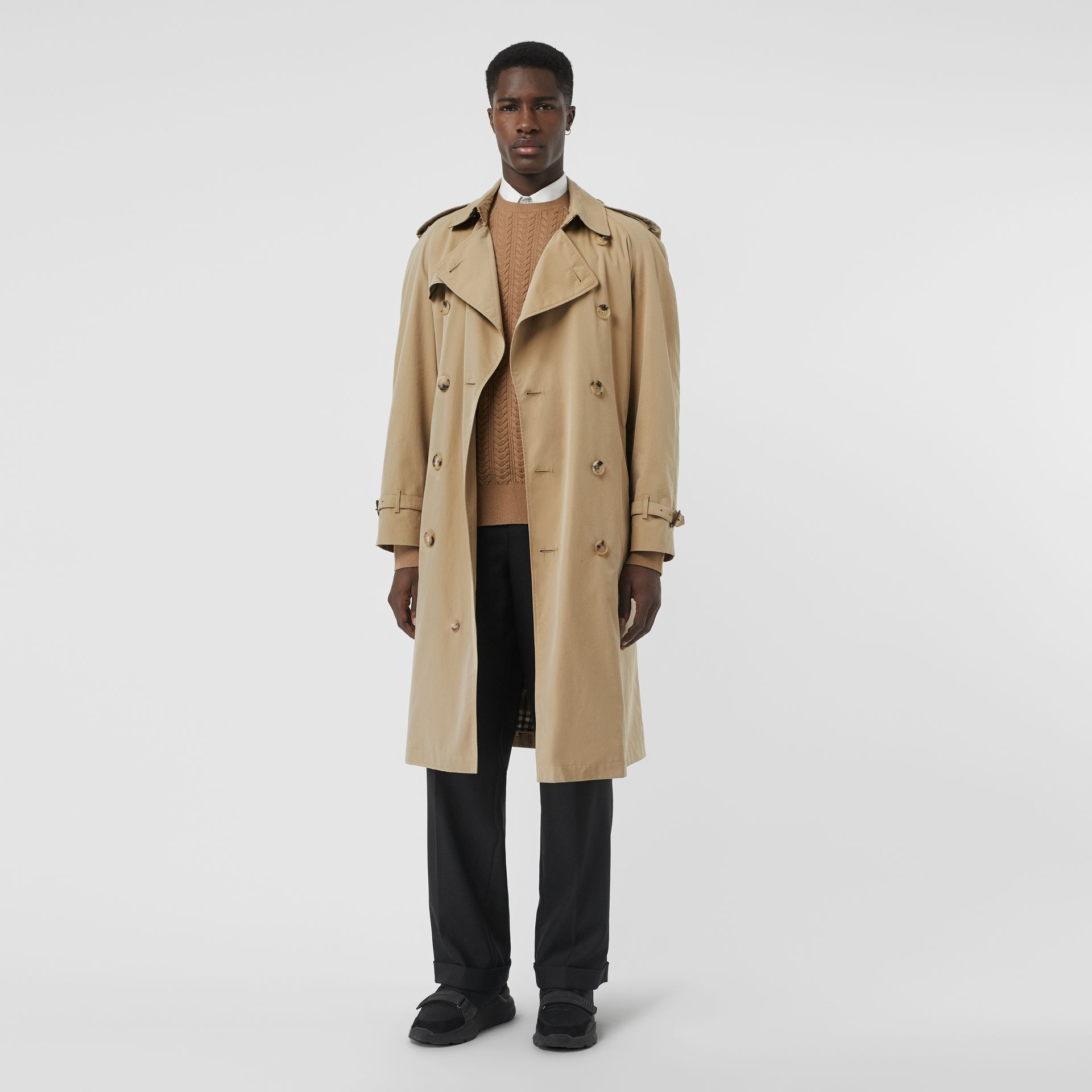 The Westminster – Trench Heritage (Miel) - Homme | Burberry - photo de la galerie 0