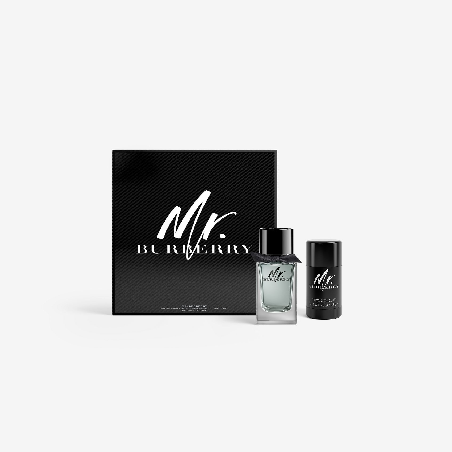 Mr. Burberry Eau de Toilette Luxury Set - gallery image 1