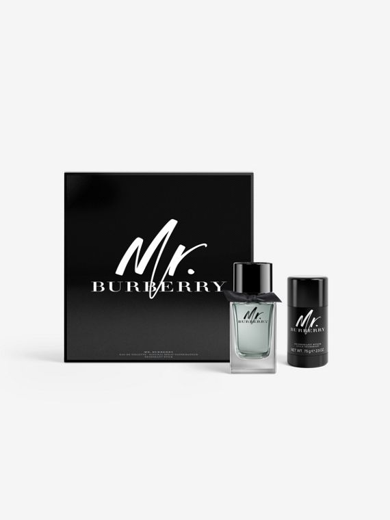 Mr. Burberry Eau de Toilette Luxury Set