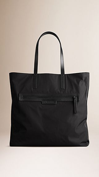 Reversible Lightweight Tote Bag