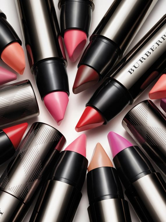 Coral red 525 Burberry Full Kisses - Coral Red No.525 - cell image 2