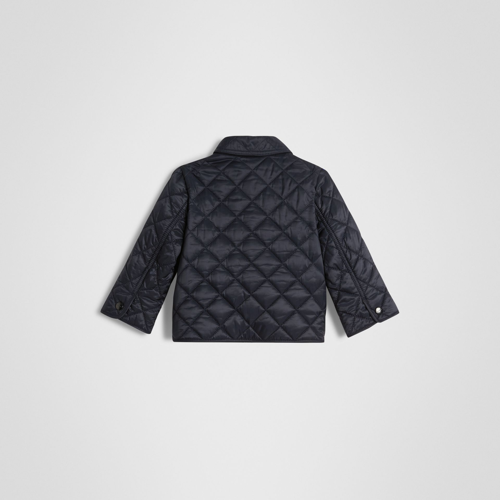 Lightweight Diamond Quilted Jacket in Ink - Children | Burberry Canada - gallery image 3