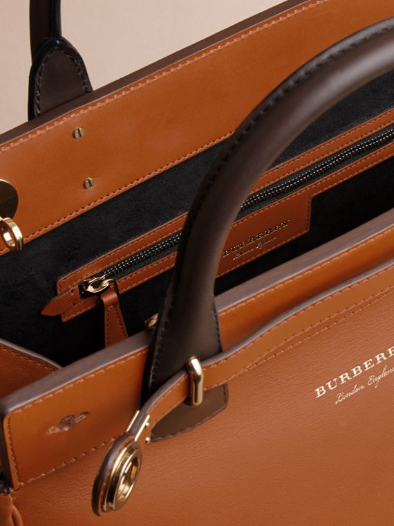 The DK88 Luggage Bag Tan - cell image 3