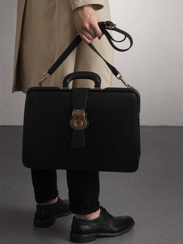 The DK88 Doctor's Bag in Black/black - Men | Burberry - cell image 2