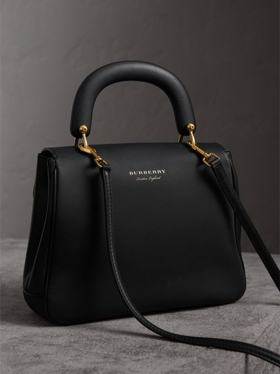 The Medium DK88 Top Handle Bag in Black - Women | Burberry Hong Kong - cell image 2