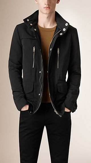 Packaway Hood Field Jacket