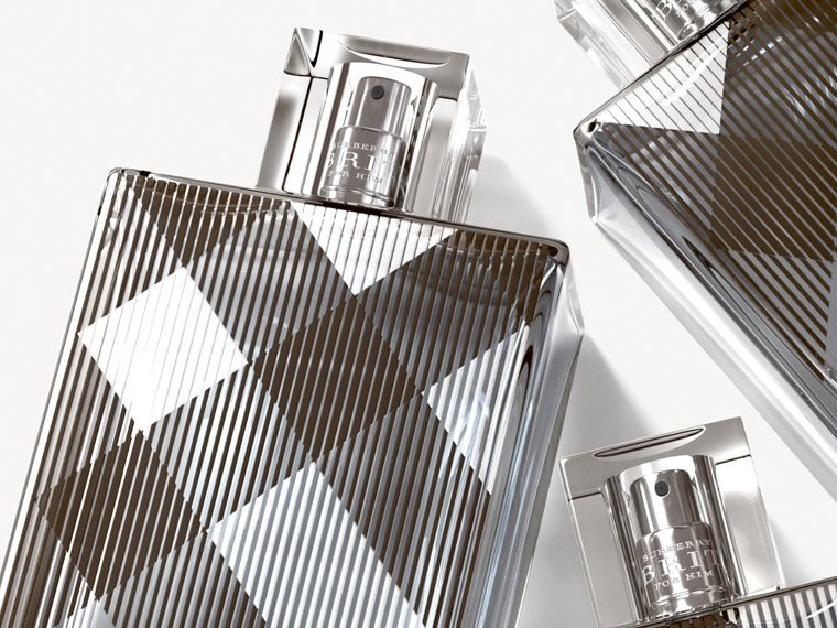 Burberry Brit For Him Eau de Toilette 100ml - Men | Burberry Singapore - cell image 1
