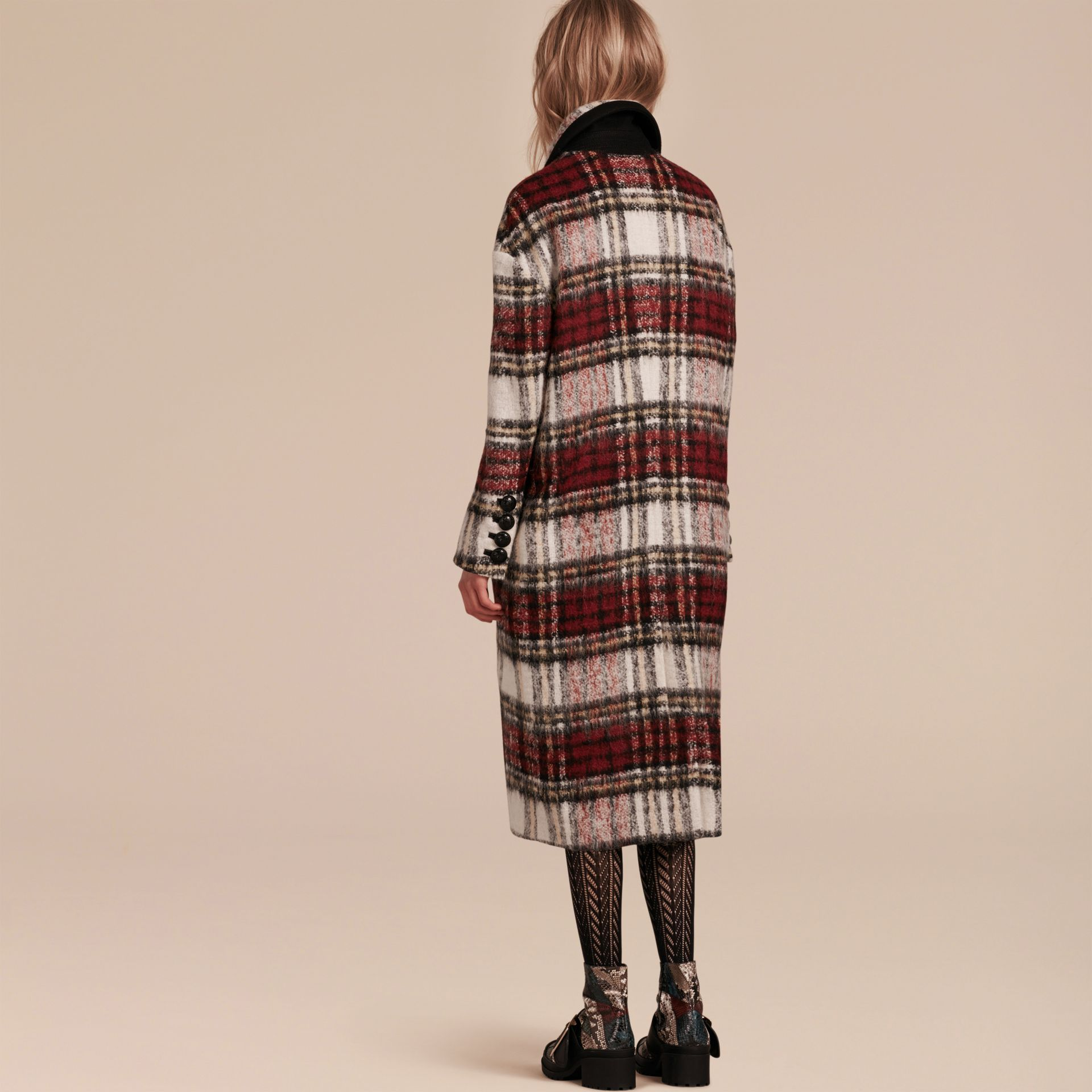 Elderberry The Check Coat - gallery image 3
