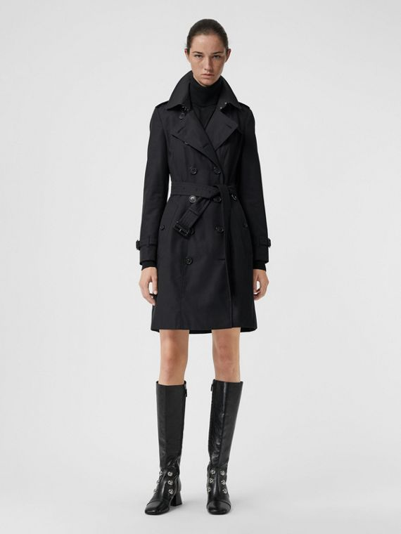 Trench coat Heritage The Chelsea (Blu Notte)