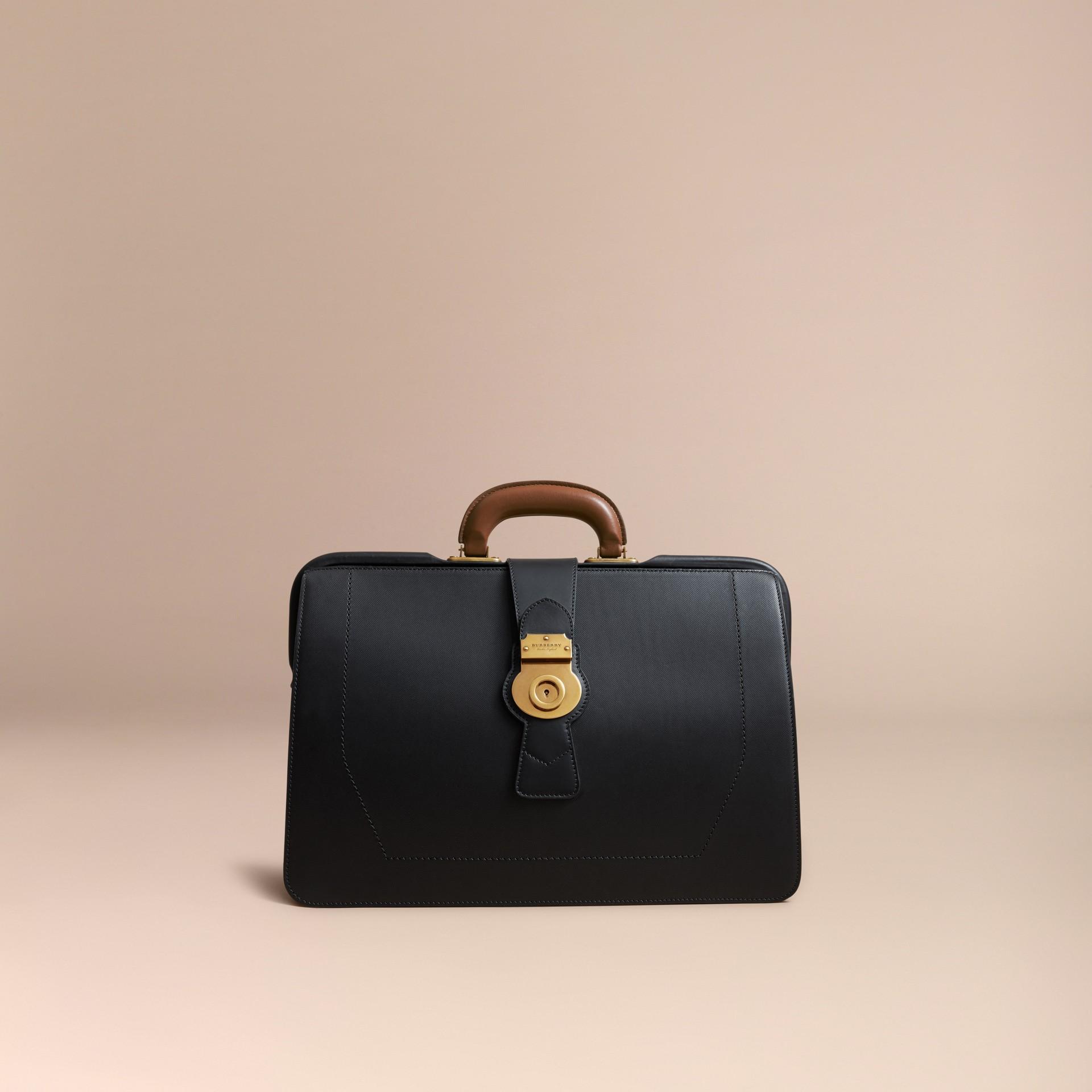 The DK88 Doctor's Bag in Black - Men | Burberry - gallery image 6