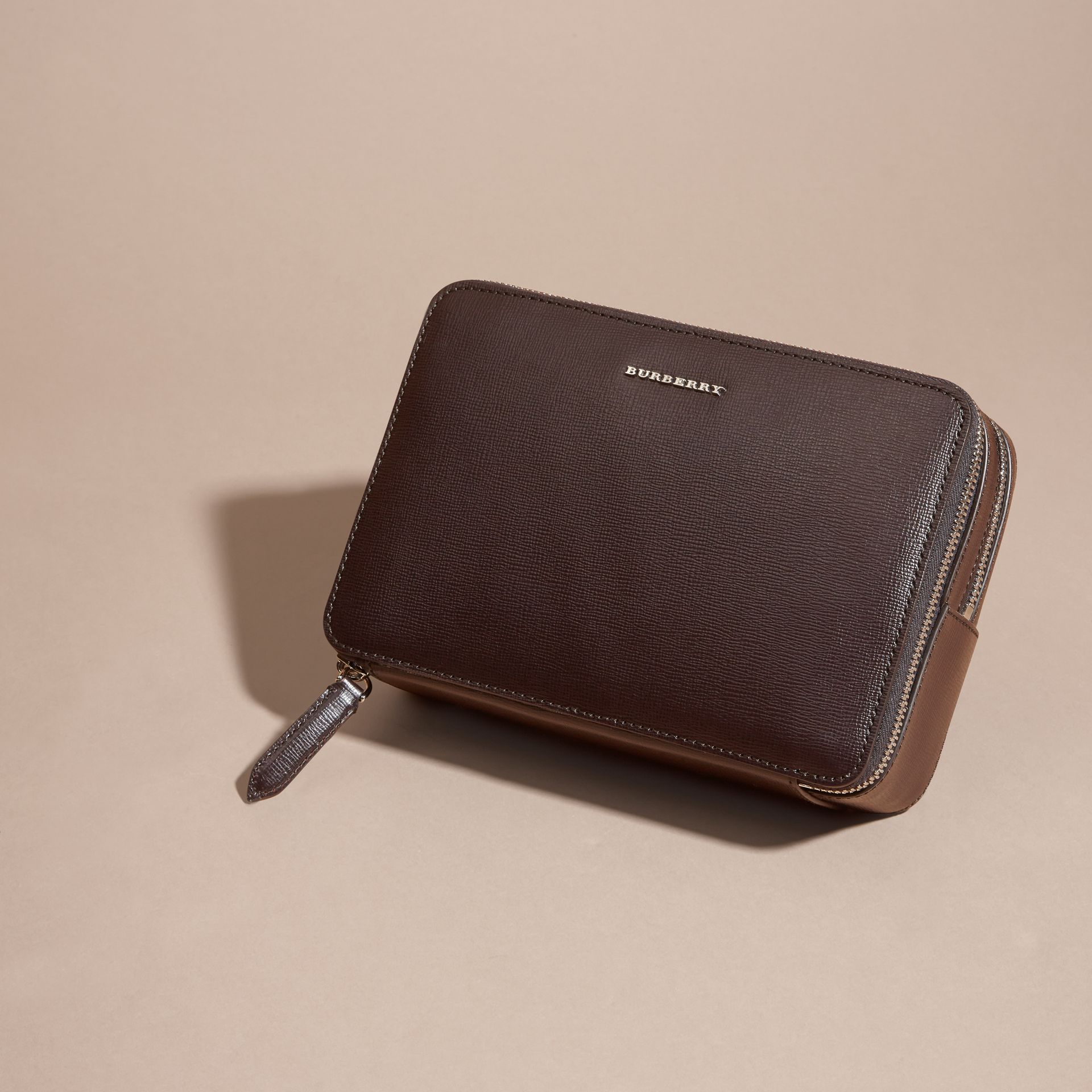 Wine London Leather Pouch - gallery image 3
