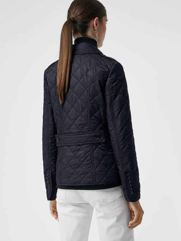 Jacke in Rautensteppung (Marineblau) - Damen | Burberry - cell image 2