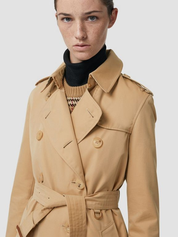 Trench coat Heritage Kensington (Miel) - Mujer | Burberry - cell image 1