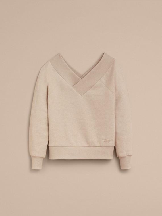 Off-the-shoulder Sweatshirt - cell image 3