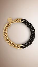 Metal Chain Link Bracelet